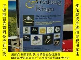 二手書博民逛書店Engagement罕見Wedding Rings (訂婚 結婚戒指)Y24040 antonio c bo