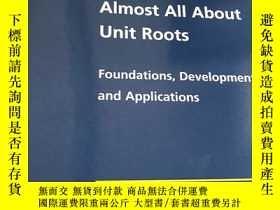 二手書博民逛書店Almost罕見all about unit rootsY140