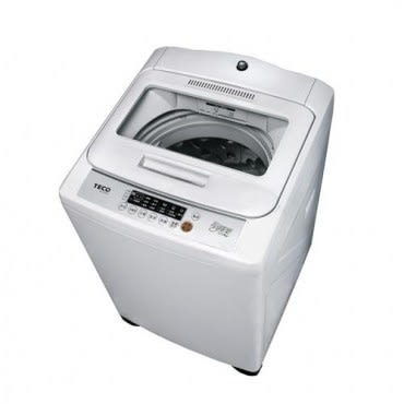 【TECO東元】12KG單槽洗衣機W1209UN(灰)