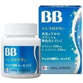 日本 chocola BB lucent C 藍BB 180錠【C900024】