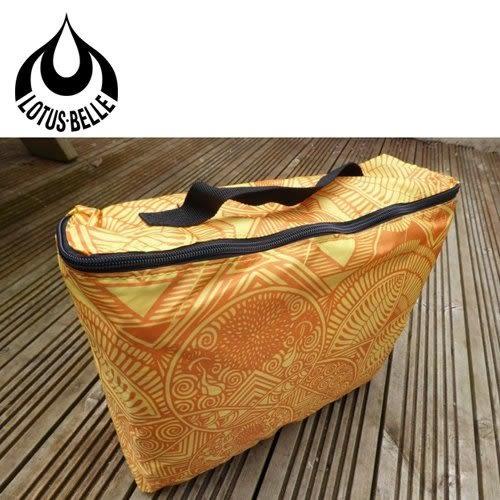 丹大戶外【Lotus Belle】英國 5米蓮花帳篷頂布外罩 橘色