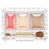CANMAKE 3D裸妝美瞳組 411-01