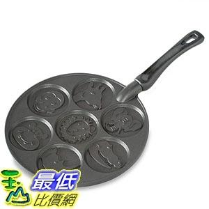 [7美國直購] 煎餅鍋 Nordic Ware Zoo Friends Pancake Pan