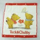 【震撼精品百貨】Tuck&Chubby _蛋糕熊~方巾