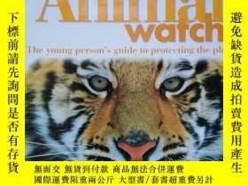 二手書博民逛書店animal罕見watchY254800 Roger Few Dorling Kindersley 出版20
