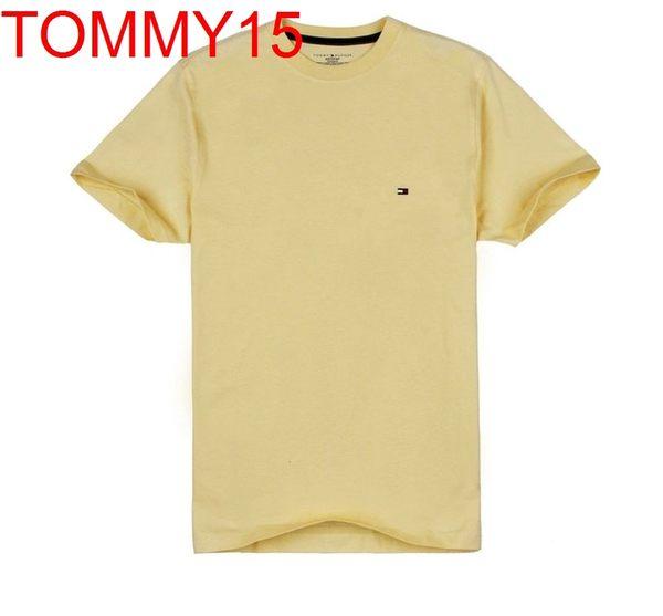 TOMMY HILFIGER 男 當季最新現貨 T-SHIRT TOMMY15