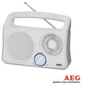 AEG TR4131收音機直插交流電半導體多全波段FMAM大音量【限時八五折】
