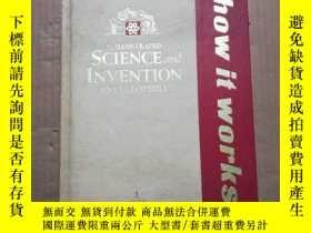 二手書博民逛書店外文版:The罕見ILLUSTRATED SCIENCE and