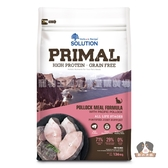 【寵物王國】耐吉斯源野高蛋白-無穀全齡貓鱈魚配方6磅(2.72kg)