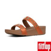 【FitFlop】LOTTIE CRESCENT STUD SLIDES(橙色)歡慶10周年!限時回饋66折