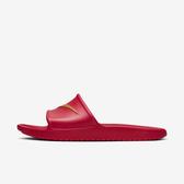Nike Kawa Shower [832528-602] 男女 涼鞋 拖鞋 休閒 海灘 游泳 戲水 輕量 防水 紅金