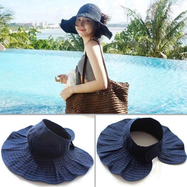 【原創館】太陽帽 防紫外 遮陽帽