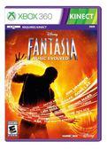 XBOX 360 迪士尼幻想曲:音樂進化(Kinect必須) -英文版- Disney Fantasia Music Evolved