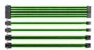 Thermaltake TtMod電源供應器 編織線 (綠/黑)【刷卡含稅價】