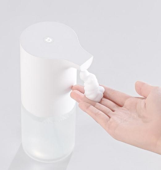 給皂機 小米洗手機米家自動洗手機套裝泡沫洗手機莎莉感應皂液器洗潔精 美物居家 免運