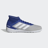 ADIDAS PREDATOR 19.3 IN [D97963] 男鞋 運動 足球 舒適 控球 室內 愛迪達 藍灰