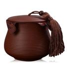 收納茶葉罐-色澤溫潤紫砂密封防潮泡茶品茗花茶罐6款71d8【時尚巴黎】