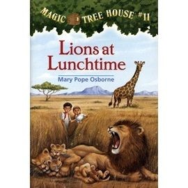 【MTH】#11 LIONS AT LUNCHTIME