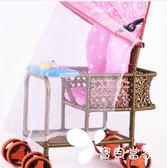 嬰兒車 竹藤推車輕便夏天夏季仿藤椅編藤竹子竹編寶寶小孩兒童嬰兒小推車