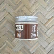 香港代購-檸檬王-甘草粉