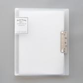 A3文件夾試捲夾文具書夾子多功能