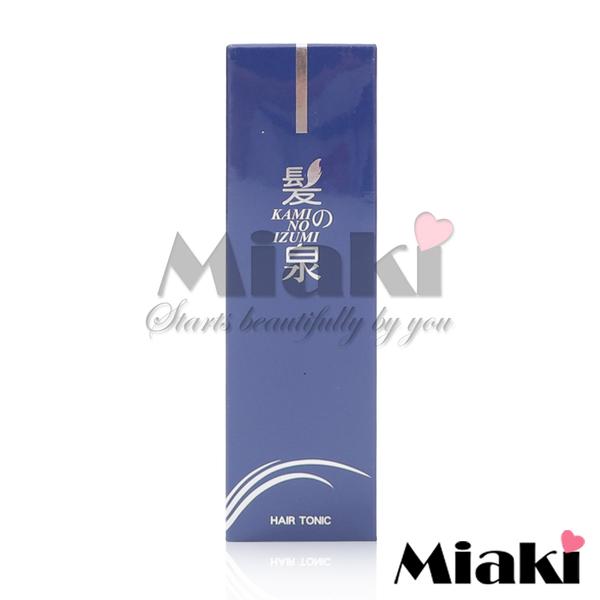 日本髮之泉 毛髮賦活濃粹精華 60ml *Miaki*