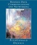 二手書博民逛書店 《Business Data Communications And Networking》 R2Y ISBN:0471771163│JerryFitzGerald