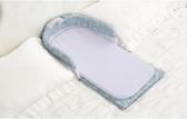 新生兒嬰兒床床中床睡籃多功能便攜式寶寶小床bb旅行可折疊床上床   LannaS