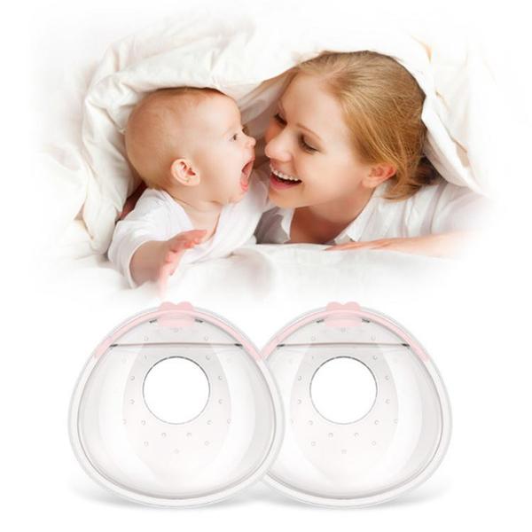 最新升級版 矽膠母奶集乳器 3件組 防溢乳墊 哺乳內衣 圓形矽膠集乳器【EC0044】 (SGS檢驗合格)