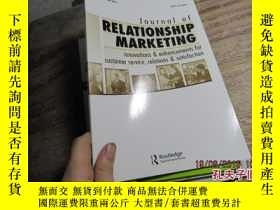二手書博民逛書店volume罕見11 number 3 journal of r