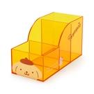 【震撼精品百貨】布丁狗_Pom Pom Purin~日本SANRIO三麗鷗~三層筆筒-藍*58399