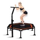勁奕蹦蹦床成人健身房家用兒童室內彈力減肥瘦身器材蹦極跳跳床 快速出貨 快速出貨