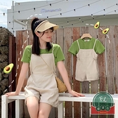 韓版套裝百搭母子母女裝親子裝夏裝【聚可爱】