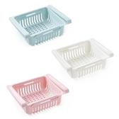 冰箱隔板架SG720 可伸縮 冰箱隔板層多用整理收納架 冰箱保鮮抽拉式分類收納置物架