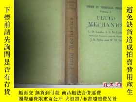 二手書博民逛書店COURSE罕見OF THEORETICAL PHYSICS V