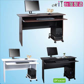 《DFhouse》黑森林電腦桌+主機架(3色)-電腦桌 辦公桌 書桌 臥室 書房 辦公室 閱讀空間