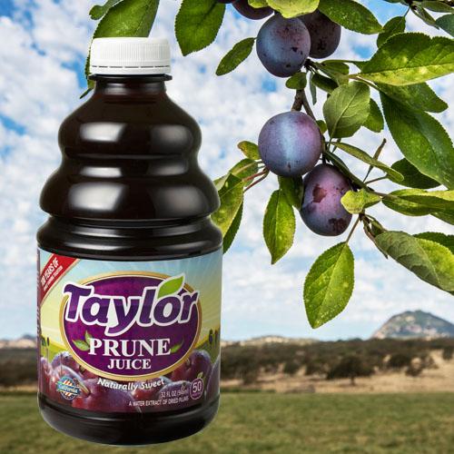 Taylor天然加州黑棗汁
