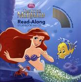【麥克書店】THE LITTLE MERMAID (小美人魚) /英文繪本附CD‧聽迪士尼說故事