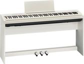 預購中 Roland FP-30 88鍵電鋼琴數位鋼琴 含原廠木質腳架/椅/踏板組 黑色/白色 FP30