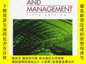 二手書博民逛書店Greenhouse罕見Operation And Management (5th Edition)-溫室經營管理