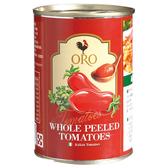 義大利ORO去皮整顆番茄400g【愛買】