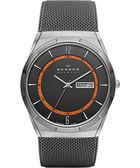 SKAGEN 運動系列【鈦】金屬時尚腕錶/手錶 SKW6007