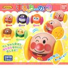 全套5款【日本正版】麵包超人 圓滾滾小車 P3 扭蛋 轉蛋 細菌人 紅精靈 BANDAI 萬代 - 361411