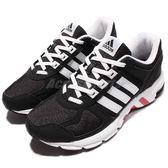 adidas 復古慢跑鞋 Equipment 10 W 黑 白 基本款 運動鞋 女鞋【PUMP306】 BB8319 BB8319