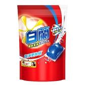 白蘭強效潔淨超濃縮洗衣球27顆【愛買】