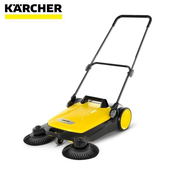 現貨供應【德國凱馳 Karcher】手推式動力掃地機 S 4 TWIN S4