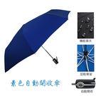 """富雨23""""X8自動三折傘/素色自動開收傘/遮陽傘/雨傘(X-070)"""