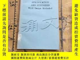 二手書博民逛書店FORMAL罕見VLSI SPECIFICATION AND S