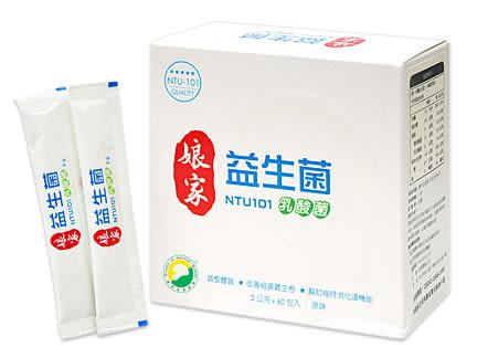 【民視】娘家益生菌 NTU101乳酸菌(60入/盒)