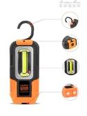 汽車LED工作燈汽修維修燈檢修燈強磁機床燈工具燈強光懸掛應急燈 麥琪